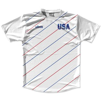 Ultras USA Soccer 1984 World Cup White Jersey