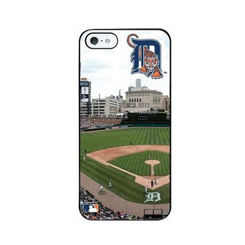 Major League Baseball-Detroit Tigers Stadium Collection Iphone 5 Case