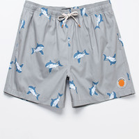 "ambsn Chomp 15"" Swim Trunks at PacSun.com"