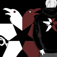 Infamous Second Son Eagle (White & Red)