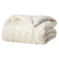 Threshold™ Faux Fur Throw