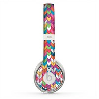 The Color Knitted Skin for the Beats by Dre Solo 2 Headphones