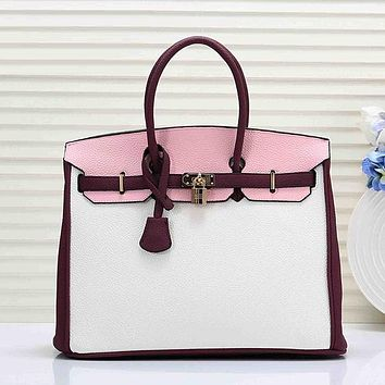 COACH Women Leather Fashion Handbag Crossbody Shoulder Bag Satchel