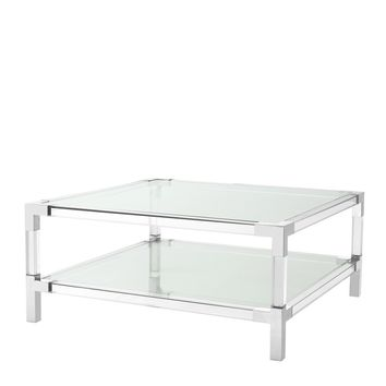 Glass Coffee Table | Eichholtz Royalton