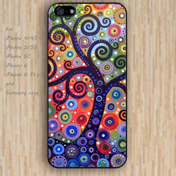 iPhone 6 case dream tree case life tree iphone case,ipod case,samsung galaxy case available plastic rubber case waterproof B138