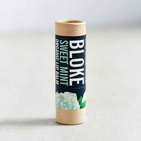 BLOKE Skin + Hair Care Sweet Mint Lip Balm