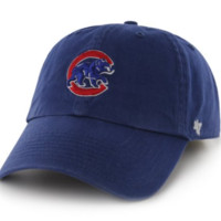 MLB Chicago Cubs '47 Clean Up Adjustable Hat, Royal