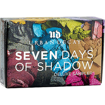 FREE Seven Days of Shadow deluxe sampler 0.6 oz. w/any $35 Urban Decay purchase