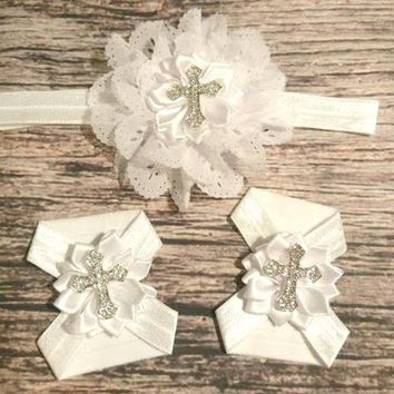 Beautiful Baby Headband, Baby Girl Headband,