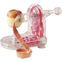 Starfrit 93013 Pro-Apple Peeler with bonus core slicer:Amazon:Kitchen & Dining