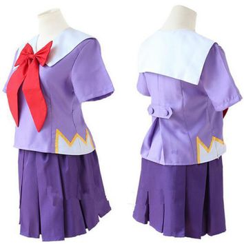 The Future Diary Cosplay Gasai Yuno Cosplay Dress Mirai Nikki 2nd Cosplay Costume Female Cosplay Clothing For Halloween Party