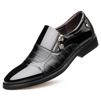 Genuine Leather High Quality Casual Men's Shoes