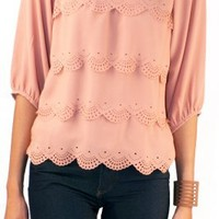 English Breakfast Top - Artsycloset