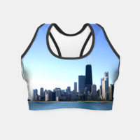 Chicago Skyline Apparel, Live Heroes