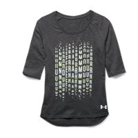 Under Armour Girls' UA Surge Top