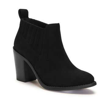 Wild Diva Lounge Buffy Ankle Boot