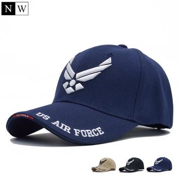 Trendy Winter Jacket [NORTHWOOD] US Air Force One Mens Baseball Cap sports Tactical Caps Navy Seal Army Cap Gorras Beisbol For Adult AT_92_12
