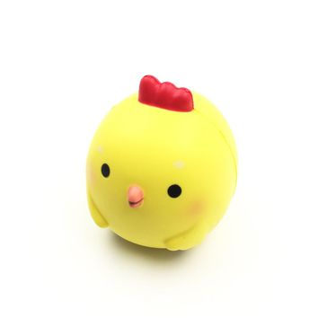 Squishy Chicken baby Scented Squeeze Slow Rising Fun Toy