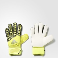 adidas Ace Fingersave Replique Goalie Gloves - Yellow | adidas US