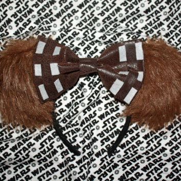 Furry Rebel Mouse Ears Headband