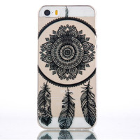 New Lace Style Dreamcatcher iPhone 5s 6 6s Plus Case Cover Free Gift Box 36