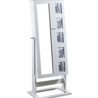 Cheval Photo Jewelry Armoire by Powell Furniture