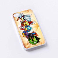 the avengers angry bird iPhone 4/4S, 5/5S, 5C,6,6plus,and Samsung s3,s4,s5,s6