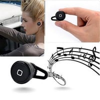 Mini Smallest Wireless Bluetooth Headset Earphone Headphone for iPhone 4 4s Samsung S4 S5 NEW = 5617784577
