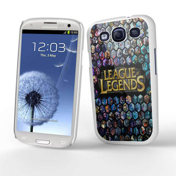 League of Legends Champions for Samsung Galaxy S3