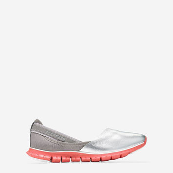 ZerøGrand Wrap Slip On Ballet
