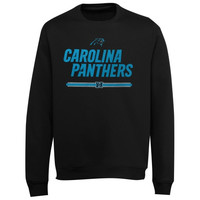Carolina Panthers Critical Victory VI Sweatshirt - Black
