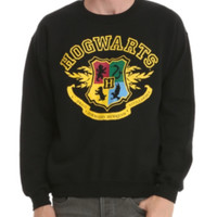 Harry Potter Hogwarts Crew Pullover