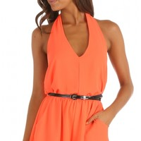 Playsuits/Jumpsuits > KEEP YOU CLOSE PLAYSUIT
