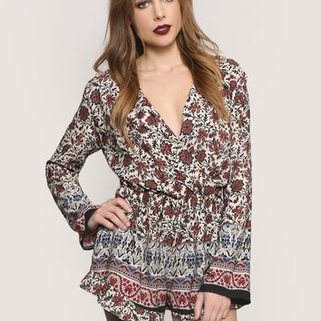 Endless Stories Romper - Rompers+Jumpsuits - Clothes at Gypsy Warrior