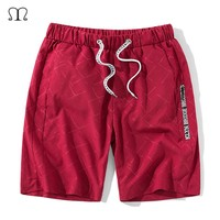 2018 Spring Summer New Men's Casual Linen Shorts Fashion Trending Solid Color Bermuda Brand Beach Shorts Male Gyms Short Pants