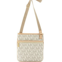Michael Michael Kors Large Signature Print Crossbody