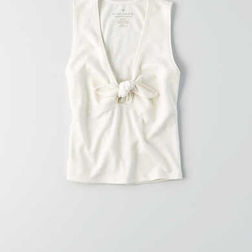 AEO First Essentials Knot Tank , Chalk