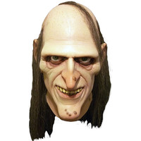 Creepy Men's Uncle Creepy Mask White
