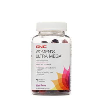 Ultra Mega® Gummy Multivitamin - Mixed Berry