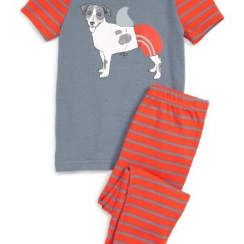 Tucker + Tate Fitted Two-Piece Pajamas (Toddler Boys, Little Boys & Big Boys) | Nordstrom