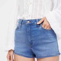 Free People High Rise Easy Rider Short