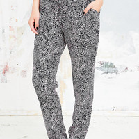 Staring at Stars Pop Print Trousers - Urban Outfitters