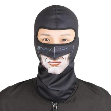 Outdoor Sports Mask Cycling Windproof Full Face Mask Skull Headgear Sports Anti-haze Head Scarf Scarves Bandana