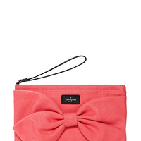 Kate Spade On Purpose Flamingo Pink Wristlet Flamingo Pink ONE