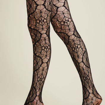 Most Ornate to Date Tights