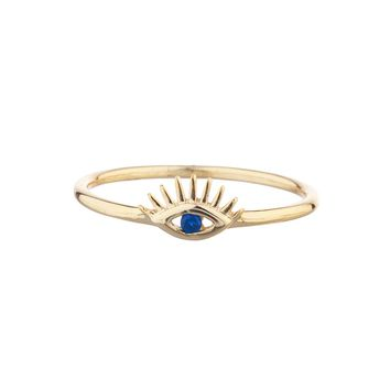 Shashi x Nellie Ring (Yellow Gold)