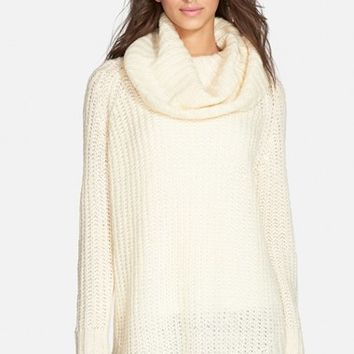 DREAMERS BY DEBUT Cowl Neck Sweater (Juniors) | Nordstrom