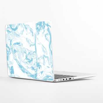 Blue Marble II Laptop Skin