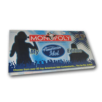 Monopoly: My American Idol Collectors Edition