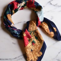 Colorful Floral Scarf by Liz Claiborne